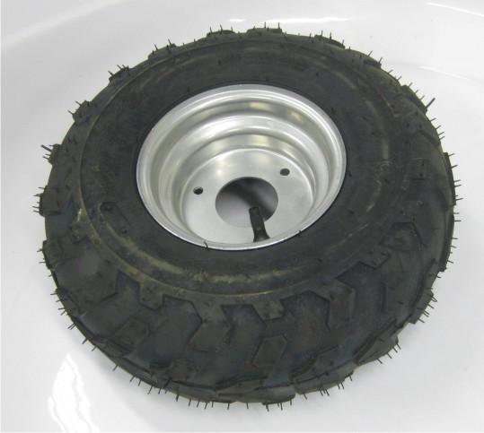 Käytetyt mönkijän renkaat
